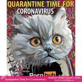 Quarantine Time For Coronavirus. [ポップアートパネル / Keetatat Sitthiket / Sサイズ / Mサイズ]