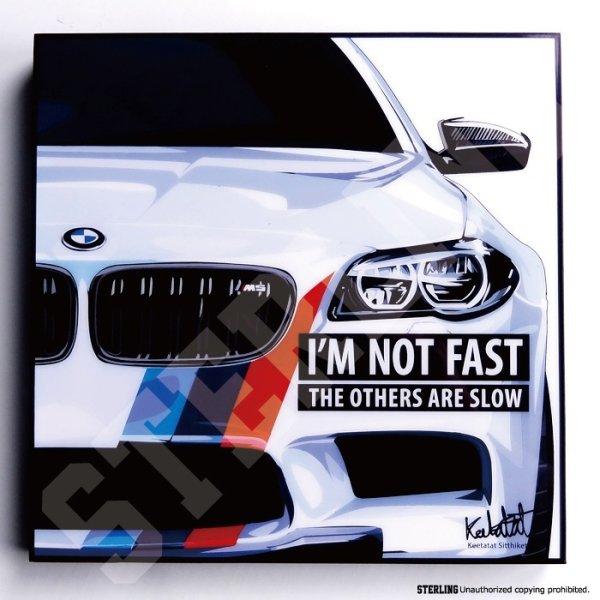 画像2: BMW / ビーエムダブリュー [ポップアートパネル / Keetatat Sitthiket / Sサイズ / Mサイズ]