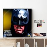 Batman / バットマン [ポップアートパネル / Keetatat Sitthiket / Sサイズ / Mサイズ]