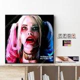 Harley Quinn1 / ハーレイ・クイン [ポップアートパネル / Keetatat Sitthiket / Sサイズ / Mサイズ]