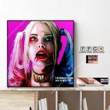 Harley Quinn2 / ハーレイ・クイン [ポップアートパネル / Keetatat Sitthiket / Sサイズ / Mサイズ]