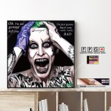 Joker2 / ジョーカー2 [ポップアートパネル / Keetatat Sitthiket / Sサイズ / Mサイズ]