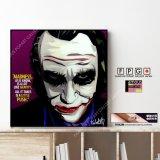 Joker3 / ジョーカー3 [ポップアートパネル / Keetatat Sitthiket / Sサイズ / Mサイズ]