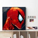 SpiderMan / スパイダーマン [ポップアートパネル / Keetatat Sitthiket / Sサイズ / Mサイズ]