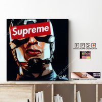 CAP SUPREME / キャプ シュプリーム [ポップアートパネル / Keetatat Sitthiket / Sサイズ / Mサイズ]