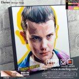Eleven -Stranger Things- / イレブン -ストレンジャー シングス- [ポップアートパネル / Keetatat Sitthiket / Sサイズ / Mサイズ]
