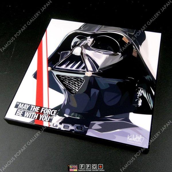 画像3: Darth Vader / ダースベイダー [ポップアートパネル / Keetatat Sitthiket / Sサイズ / Mサイズ]