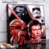 STAR WARS GROUP / スターウォーズグループ [ポップアートパネル / Keetatat Sitthiket / Sサイズ / Mサイズ]