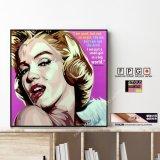 Marilyn Monroe / マリリン・モンロー [ポップアートパネル / Keetatat Sitthiket / Sサイズ / Mサイズ]