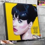 Katy Perry / ケイティ・ペリー [ポップアートパネル / Keetatat Sitthiket / Sサイズ / Mサイズ]