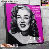 Marilyn Monroe -Ver.1- / マリリン・モンロー [ポップアートパネル / Keetatat Sitthiket / Sサイズ / Mサイズ]