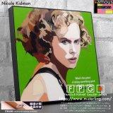 Nicole Kidman / ニコール・キッドマン [ポップアートパネル / Keetatat Sitthiket / Sサイズ / Mサイズ]
