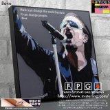 Bono / ボノ [ポップアートパネル / Keetatat Sitthiket / Sサイズ / Mサイズ]