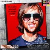 David Guetta / デヴィッド・ゲッタ [ポップアートパネル / Keetatat Sitthiket / Sサイズ / Mサイズ]