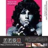 Jim Morrison  / ジム・モリソン [ポップアートパネル / Keetatat Sitthiket / Sサイズ / Mサイズ]
