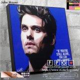 John Mayer / ジョン・メイヤー [ポップアートパネル / Keetatat Sitthiket / Sサイズ / Mサイズ]
