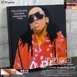 Lil Wayne / リル・ウェイン [ポップアートパネル / Keetatat Sitthiket / Sサイズ / Mサイズ]