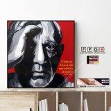 Pablo Picasso / パブロ・ピカソ [ポップアートパネル / Keetatat Sitthiket / Sサイズ / Mサイズ]