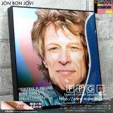JON BON JOVI / ジョン・ボン・ジョヴィ [ポップアートパネル / Keetatat Sitthiket / Sサイズ / Mサイズ]