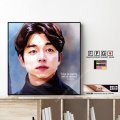 GONG YOO / コン ユ [ポップアートパネル / Keetatat Sitthiket / Sサイズ / Mサイズ]