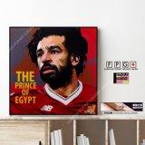 Mohamed Salah / モハメド・サラー [ポップアートパネル / Keetatat Sitthiket / Sサイズ / Mサイズ]