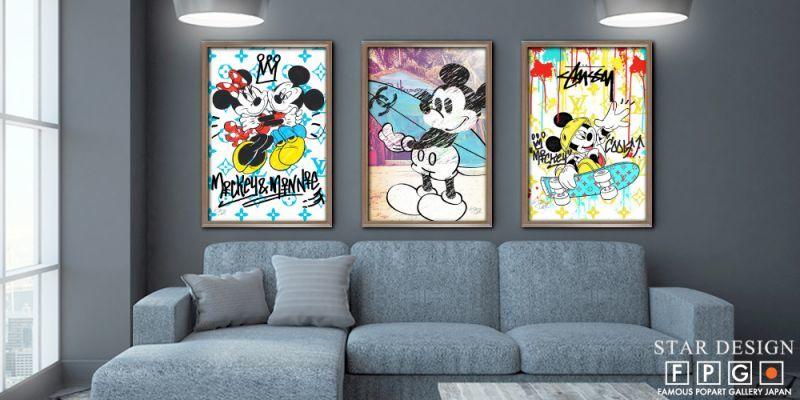 Disney / ディズニー モチーフ